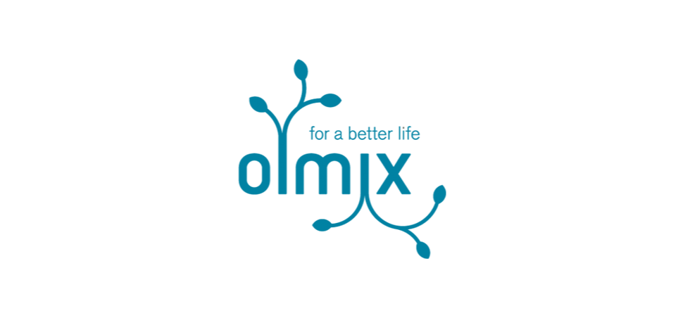 Logo de la société OLMIX - Animal care