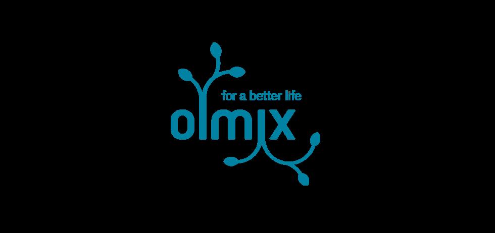 Logo de la société OLMIX