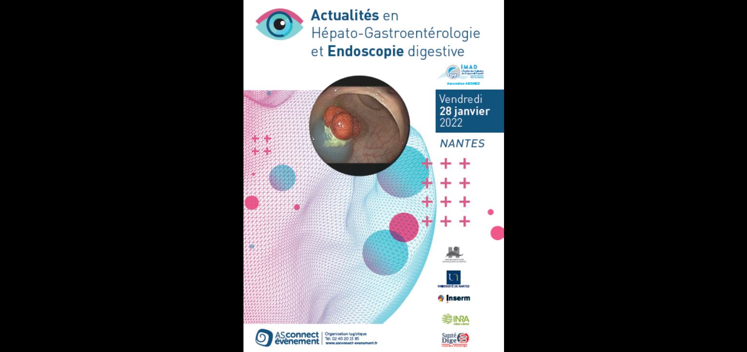 Actualité en Hépato Gastroentérologie et Endoscopie digestive