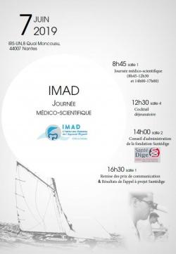 Journée Médico-Scientifique de l'IMAD 2019