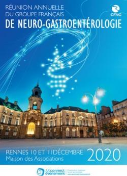 Réunion annuelle du Groupe Français de Neuro-Gastroentérologie GFNG 2020