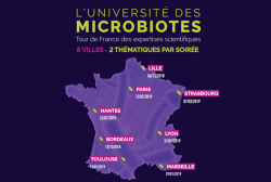Nantes - l'Université des Microbiotes