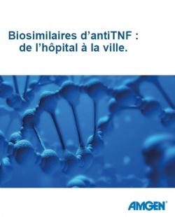 Biosimilaires d'antiTNF : de l'hôpital à la ville