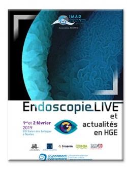 Journée de l'IMAD : Endoscopie LIVE & Actualités en HGE