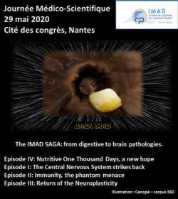 ANNULATION  : Journée Médico-Scientifique IMAD 2020