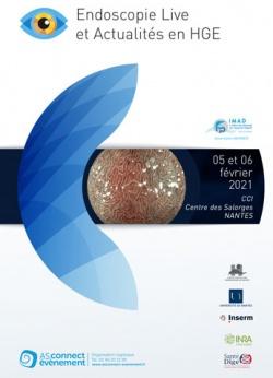 Save the Date: Endoscopie LIVE & Actualités en HGE 2021