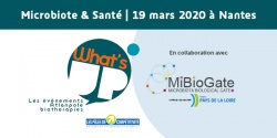ANNULATION :  Whats's Up Microbiote & Santé