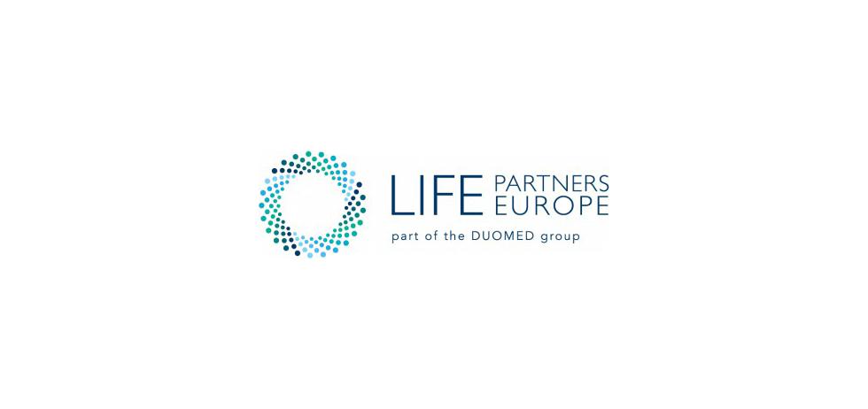 Logo de Life Partners