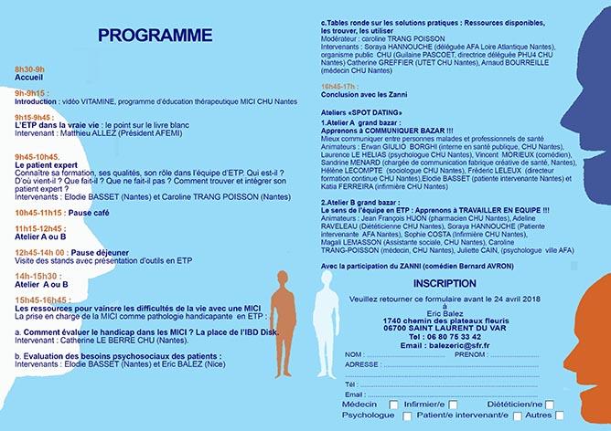 programme ETP MICI 2019